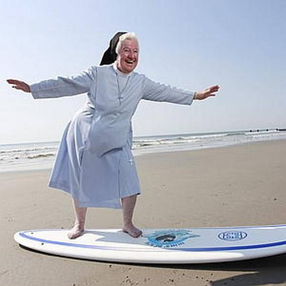 Surfin' nun