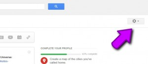 Notifiche google plus 1