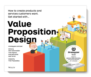 Value Propositions Design cover