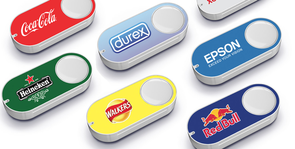 Amazon Dash Buttons rendering